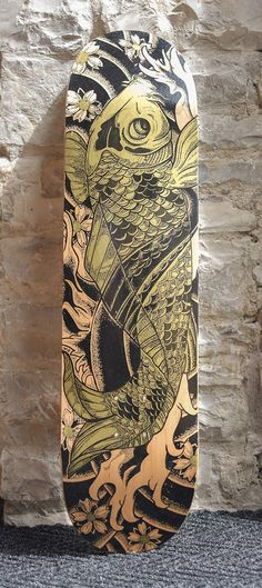 RED Central Skate Decks by RED CENTRAL, via Behance