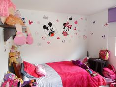 Diseño con personajes para niños.  En Bogotá tel 3176746222 - 4060080 Toddler Bed, Furniture, Home Decor, Vinyls, Blue Prints, Child Bed, Decoration Home, Room Decor, Home Furnishings
