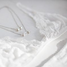Ethereal Lingerie / Bridesmaids Gifts: The Whimsical Purist / Wedding Style Inspiration / LANE
