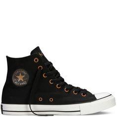 Scarpe Converse All Star Chucks UK 7 UE 40 BLACK SABBATH NEVER SAY I NUOVO