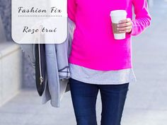Fashion Fix: Roze trui - My Simply Special
