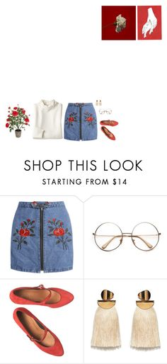 """Nothings wrong"" by francoisehardy-s ❤ liked on Polyvore featuring Lizzie Fortunato and Sia"