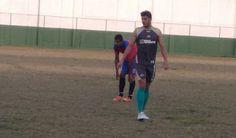 """JORNAL O RESUMO - NOTÍCIA  - ESPORTE: O """"homem-gol"""" da Cabofriense - Marcelo Fernandez -..."""
