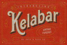 Kelabar - Vintage Ty