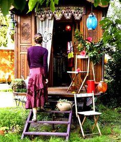 bohemian gypsy | gypsy-in-your-soul-gypsy-style-tiny-bohemian-homes--free-spirited ...