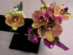 Orchid set Orchids, Floral Design, Floral Wreath, Wreaths, Home Decor, Floral Crown, Decoration Home, Door Wreaths, Room Decor