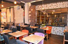 Restaurant, Conference Room, Paris, Table, Furniture, Home Decor, Everything, Montmartre Paris, Decoration Home