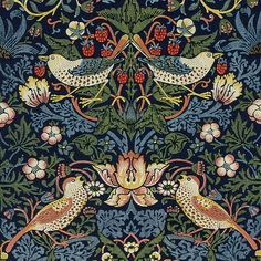 William Morris Collection - Van-Go Paint-By-Number Kit 79 The Forest