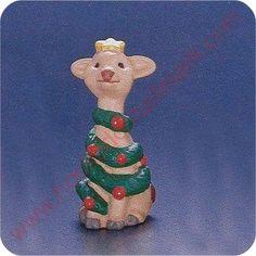 1992 Giraffe - Merry Miniature