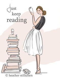 Just keep reading ....