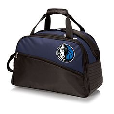 NBA Dallas Mavericks Stratus Insulated Cooler Duffel Navy ** You can find out more details at the link of the image.