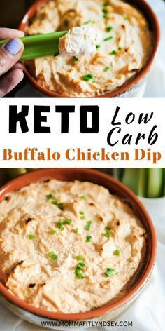 low carb keto buffal