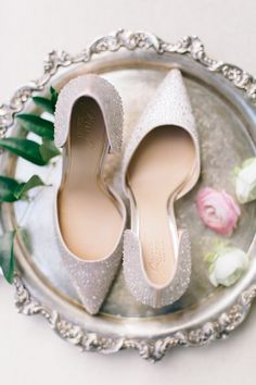 653a5ca0fc53 Embellished wedding shoes just like embellished wedding gowns are timeless  and will never go out of style. Such shoes are sure to make a statement .