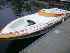 Kachina power boats Sport Boats, Ski Boats, Sport Yacht, Yacht Boat, Fast Boats, Cool Boats, Super Yachts, Power Boats, Wooden Boats