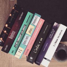 MY PRETTY BOOKS ∞ Littérature, Cinéma, Séries TV, etc. Des chroniques super construites, un plaisir!