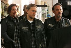SONS OF ANARCHY Season 7 Episode 12 Photos Red Rose