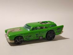 Collcetible toy car green metal -  plastic Jack Hammer Hot Wheels B11 #hotweels #jackhammer Jack Hammer, Hot Wheels, Boy Or Girl, Toy, Plastic, Metal, Green, Girls, Toddler Girls