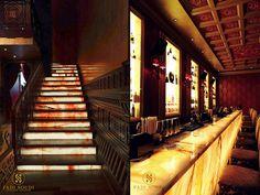 TAO bar & restaurant by Fadi Soudi, Damascus – Syria » Retail Design Blog