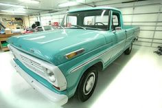 1968 Ford, F 100 Maintenance/restoration of old/vintage vehicles: the material for new cogs/casters/gears/pads could be cast polyamide which I (Cast polyamide) can produce. My contact: tatjana.alic@windowslive.com
