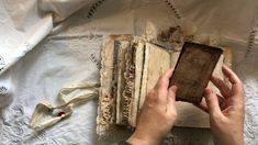 Medieval style Junk Journal