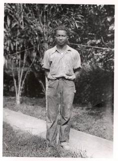 Donato Carrillo, Caretaker was Guyami Indian