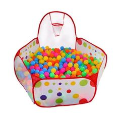Ball-Pit-for-Kids-Tent-Baby-Toy-Stages-Learn-Laugh-Toddler-Educational-Game