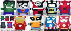 Super-heróis | Bolicho das Gurias