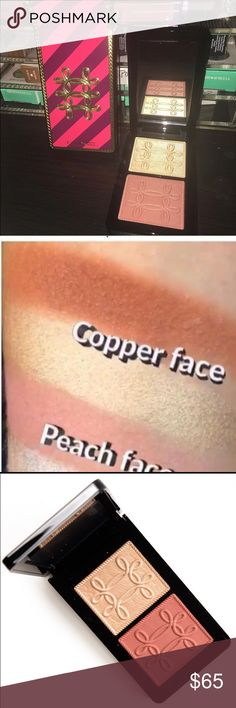 NEW MAC Nutcracker Copper and Whisper of Guilt Brand new limited edition sold out. Price firm no trades! MAC Cosmetics Makeup Luminizer