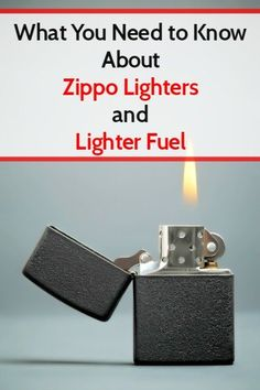 How many lighters have you set aside for survival purposes? Learn about lighters in general, Zippos, and the various types of lighter fuels that are available.  What You Need to Know About Zippos and Lighter Fuel   Backdoor Survival
