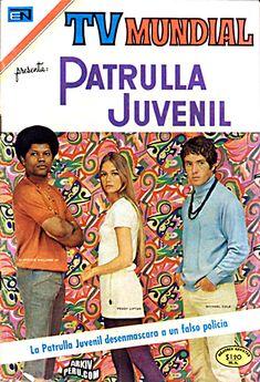 La Patrulla Juvenil o Mod Squad,  es una serie americana de drama y crimen que se transmitió en ABC desde el 24 de septiembre de 1...