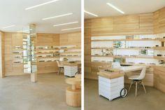 Retail Design Malibu, California 2008