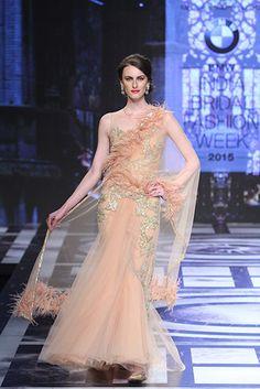 Falguni & Shane Peacock - BMW India Bridal Fashion Week 2015
