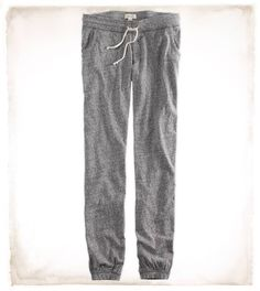 Aerie Relaxed Lounge Pant: my favourite pair of day pants ever! <3