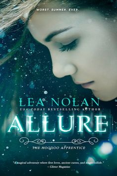 Allure | Entangled TEEN Holiday Gift Guide: Books for Fantasy Lovers!