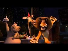 Happy Birthday song from Madagascar Happy Birthday Song Youtube, Singing Birthday Cards, Birthday Songs Video, Birthday Wishes Songs, Funny Happy Birthday Song, Happy Birthday Hearts, Happy Birthday Best Friend, Birthday Card Sayings, Happy Birthday Video