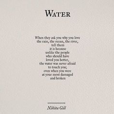 53 ideas for quotes poetry feelings nikita gill Pretty Words, Beautiful Words, Beautiful Children, Beautiful Poetry, Beautiful Pictures, Poem Quotes, Life Quotes, Life Poems, Qoutes