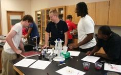 Chemistry PBL lesson plans