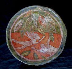 Adam & Eve Bowl - Wedding Platter
