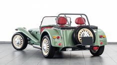 Caterham Seven Sprint Anniversary Model very rare 1 of 60 cars built. Caterham Cars, Caterham Super 7, Caterham Seven, Lotus Sports Car, Maybach Exelero, Lotus 7, Rolls Royce Motor Cars, Classic Cars British, 60th Anniversary