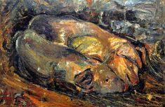 Chaim Soutine Two Pigs Chaim Soutine - circa 1940