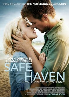 Safe Haven---very cute movie!