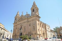 Naxxar the-parish-church-of-our-lady-of-victory.