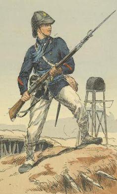 French Marine 1883