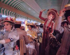 Hello Dolly Motion Picture (1969) Barbra Streisand