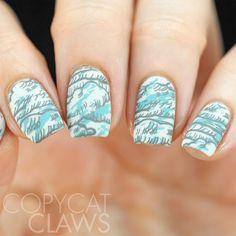 Copycat Claws: Sunday Stamping - Whatever The Weather