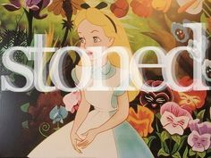 Stoned Alice In Wonderland