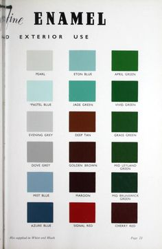 1000 Images About Colors On Pinterest Color Charts Color Wheels And Colour Chart