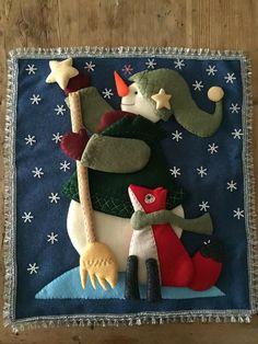 Christmas Crafts, Christmas Decorations, Xmas, Holiday Decor, Diy And Crafts, Arts And Crafts, Felt Stocking, Felt Ornaments, Christmas Stockings