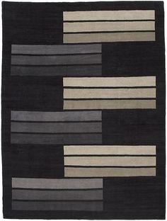 Gotham Slate #1 {rugs, carpets, modern, home collection, decor, residential, commercial, hospitality, warp & weft}