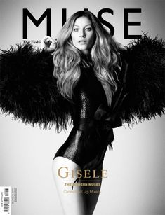 * gisele bundchen for muse #25 spring 2011.